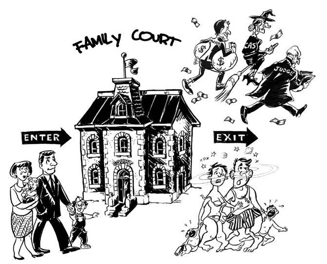 Family Court children services
