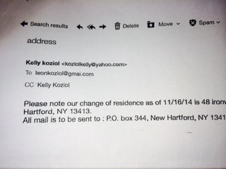 """Technical Analysis: The email has varying fonts and print discrepancies. Subject line and date stamp confirming when the message was actually transmitted are noticeably absent. Authenticity is anything but verifiable given lack of missing information otherwise """"normally"""" provided in the body of an email."""